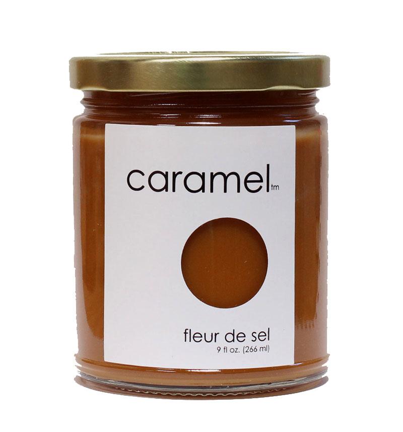 fleur de sel caramel sauce